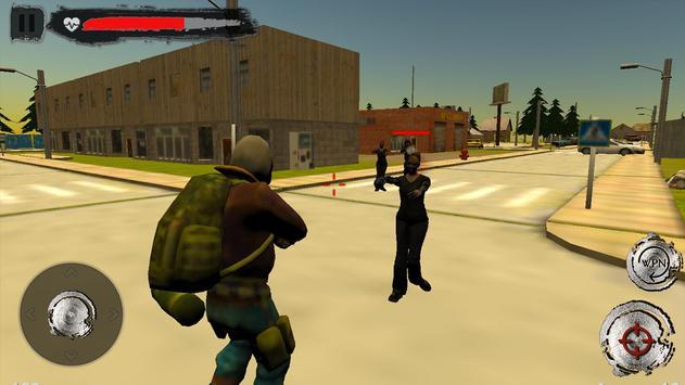 Halloween Town - Dead Target Zombie Shooting screenshot 1