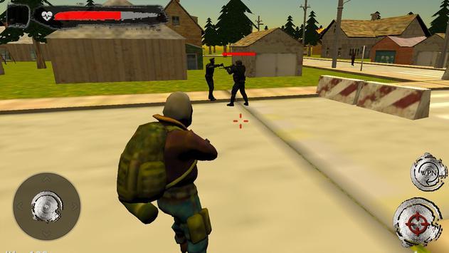 Halloween Town - Dead Target Zombie Shooting screenshot 3