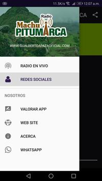 Radio Machu Pitumarca poster