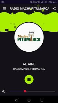 Radio Machu Pitumarca screenshot 1