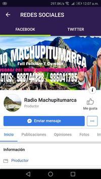 Radio Machu Pitumarca screenshot 2