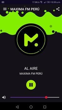MAXIMA FM PERÚ for Android - APK Download