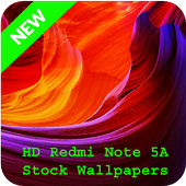 Best HD Redmi Note 5A Stock Wallpapers icon