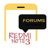 Redmi Note 3 Forums icon