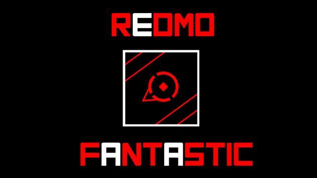 REDMO Fantastic poster