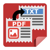 Pdf2Txt icon