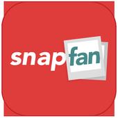 Snapfan pics for sports fan icon