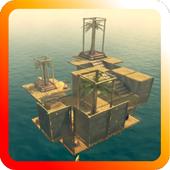 Guide Raft Survival Simulator New icon