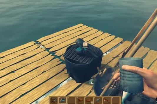Guide Raft Survival Simulator New screenshot 1