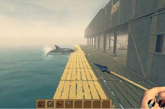 Guide Raft Survival Simulator New screenshot 2