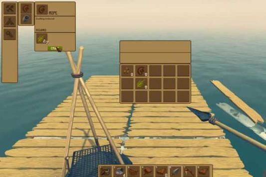 Guide Raft Survival Simulator New screenshot 3