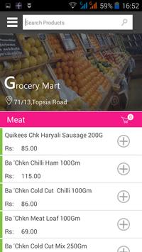 OneTouchGrocery screenshot 5