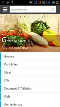 OneTouchGrocery screenshot 3
