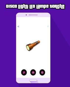 Disco Light™ Flashing Color apk screenshot