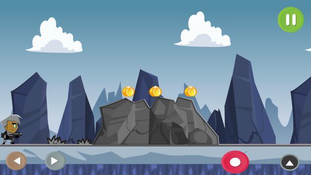 Super Dboy World Adventure Run screenshot 3