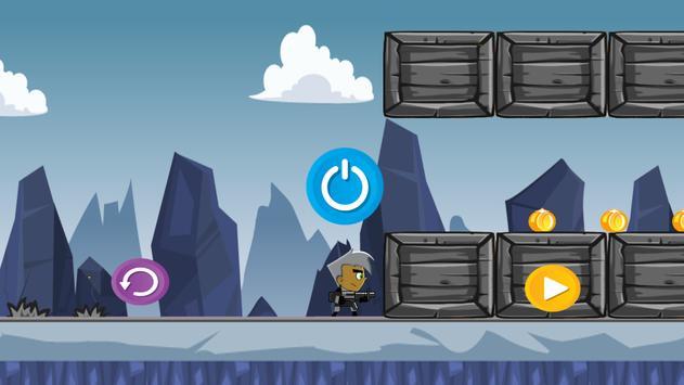 Super Dboy World Adventure Run apk screenshot