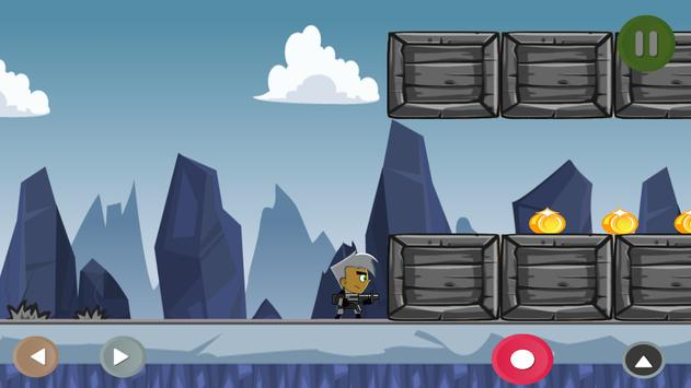 Super Dboy World Adventure Run screenshot 15