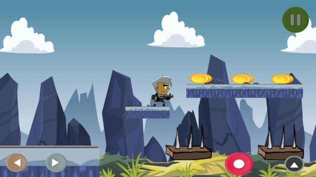 Super Dboy World Adventure Run screenshot 1