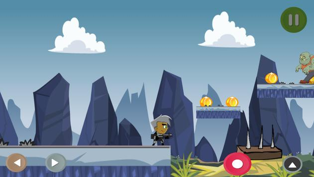 Super Dboy World Adventure Run screenshot 2