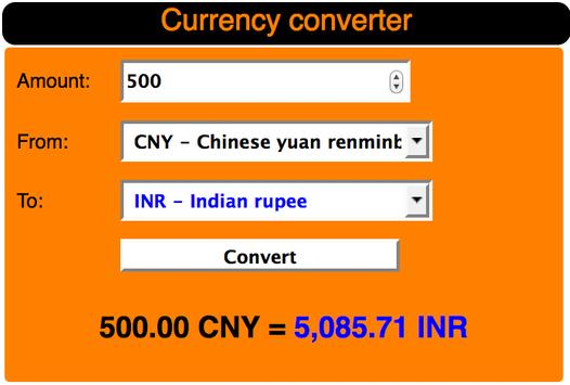 Currency Converter Poster Screenshot 1 2