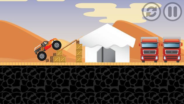 DESERT Monster Truck Freestyle screenshot 14
