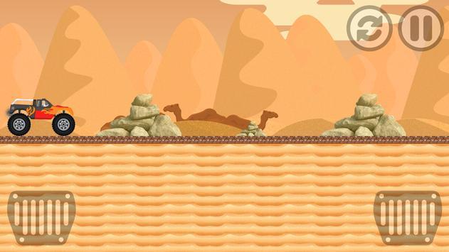 DESERT Monster Truck Freestyle screenshot 3