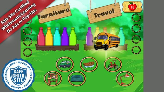 Red Apple Reading Level A -Carnival Fun- Members apk screenshot