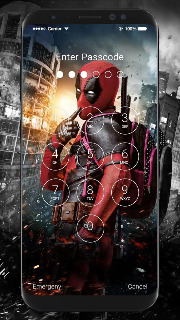 Deadpool 2 Wallpaper Hd Lock Screen For Android Apk Download