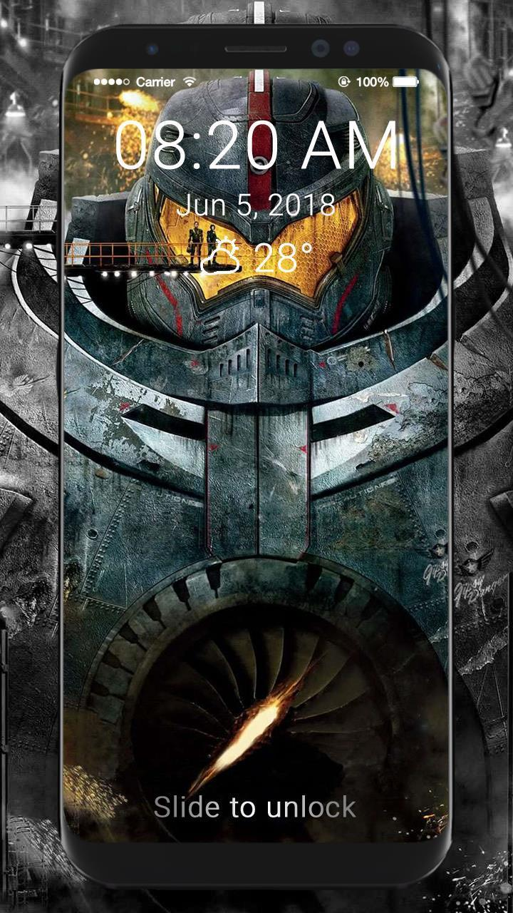 Pacific Rim Wallpaper Hd Lock Screen For Android Apk Download