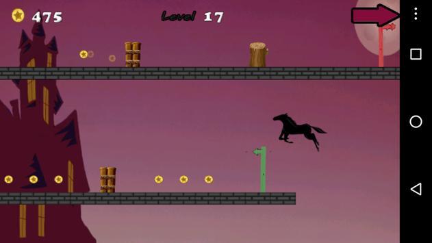 Dark Horse Racing 2d apk screenshot
