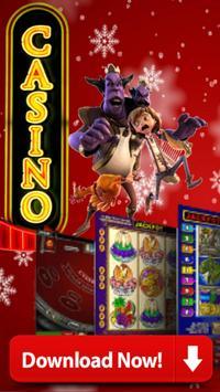 Online Casino - Best Red poster
