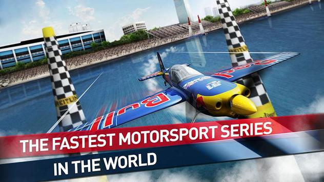 Red Bull Air Race The Game poster