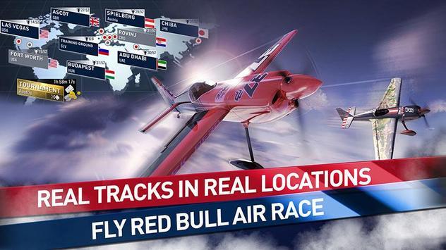 Red Bull Air Race The Game screenshot 1