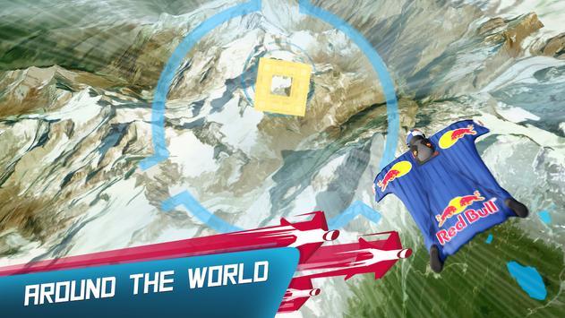 Red Bull Wingsuit Aces تصوير الشاشة 1