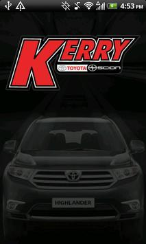 Kerry Toyota poster