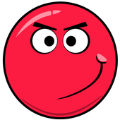Red Ball 5 Lite icon