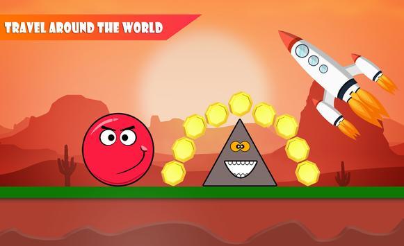 Red Ball 5 Lite apk screenshot