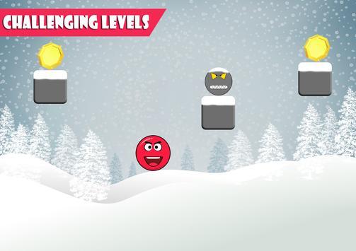 Red Ball 5 Lite screenshot 2