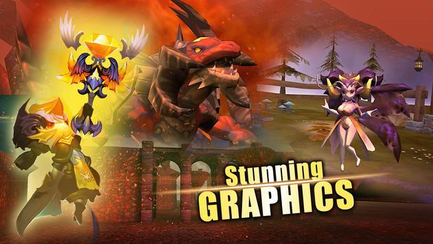 Arcane Dragons screenshot 10