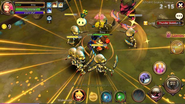 Arcane Dragons screenshot 13