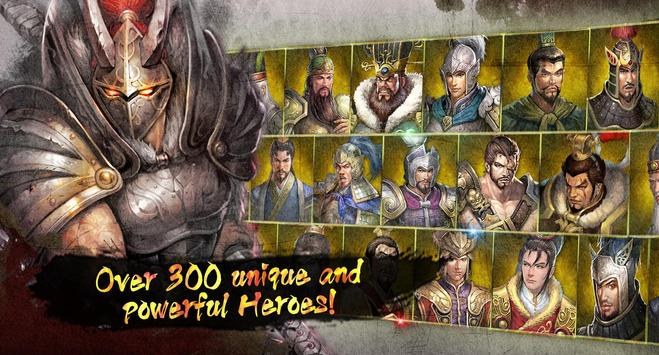 Heroes Of Dynasty screenshot 1