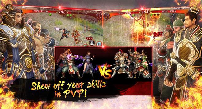 Heroes Of Dynasty screenshot 2