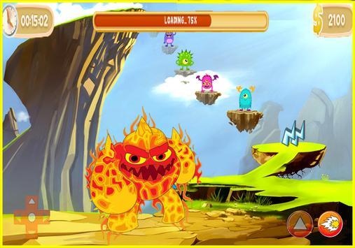 Runaway Skylander Escape apk screenshot