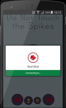 Red Bird - Don't Touch The Spikes apk screenshot