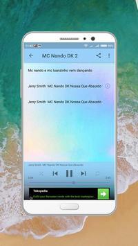 Musica Mc Nando DK Diploma screenshot 3