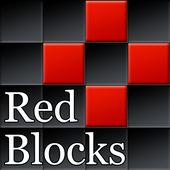 Red Blocks icon