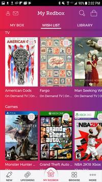 Redbox apk screenshot