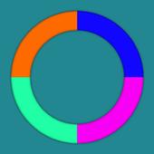 Color Spin icon