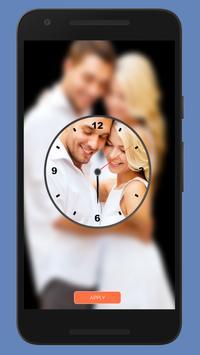 pip clock live wallpaper screenshot 1