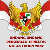 UU PT NO. 40 TAHUN 2007 icon